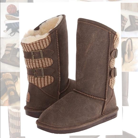 d0702f17aefe «NEW» BEARPAW Women s Boshie Winter Boot Size 6